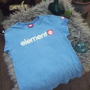 Element tee
